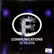 Back View : Laurent Garnier - CLUB TRAXX (2X12 INCH) - F COMMUNICATIONS / 267WS67133