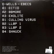Back View : O-Wells - EBECS - Die Orakel / ORKL14