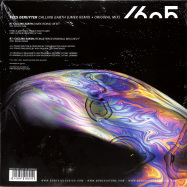 Back View : Yves Deruyter - CALLING EARTH (UMEK REMIX) - BONZAI VINYL / BV2020015