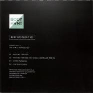 Back View : Harry Wills - VIMTO PARADOX EP (TIM SCHLOCKERMANN REMIX) - Body Movement / BMVMT 003