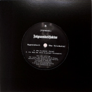 Back View : Hypnoskull - THE TRICKSTER (7 INCH) - Folgsamkeitfaktor / FSFR004