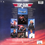 Back View : Various Artists - TOP GUN O.S.T. (PICTURE LP) - Sony Music / 19439774971