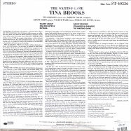 Back View : Tina Brooks - THE WAITING GAME (TONE POET VINYL) - Blue Note / 0893419