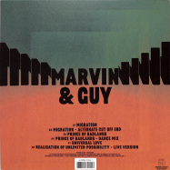 Back View : Marvin & Guy - MIGRATION - Permanent Vacation / PERMVAC211-1