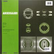Back View : Auvinen - AKKOSAARI (LP) - Editions Mego / eMego286V