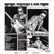 Back View : Raphael Wressnig & Igor Prado - GROOVE & GOOD TIMES (LP) - Pepper Cake / PEC 2137-1