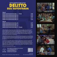 Back View : Franco Micalizzi - DELITTO SULL AUTOSTRADA (LP) - Musica Per Immagini / MPI-LP006