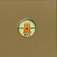 Back View : DJ Koze - LIGHTA SPUBA EP - Freude am Tanzen / Freude am Tanzen 22