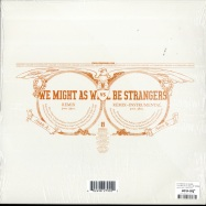 Back View : DJ Shadow vs Keane - YOU MIGHT AS WELL BE STRANGERS / 10INCH - Interscope / INT425411