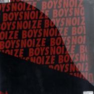 Back View : Boys Noize - LAVA LAVA,MY HEAD PARA ONE REMIX!! - Boys Noize / BNR019
