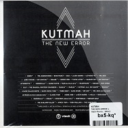 THE NEW ERROR 1 (CD)
