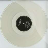 Back View : Nic Fanciulli - THE LOST MIXES EP (CLEAR VINYL) - Saved Records / SAVEDLTD002