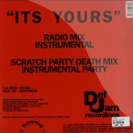 IT S YOURS (180G EP + MP3)