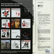 Back View : Various Artists - THE TROPICALIA (LP) - Soul Jazz / uslp58