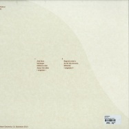 Back View : Ulwhednar - 1520 (LP, INCL. 2 LOCKED GROOVES) - Northern Electronics / NE13