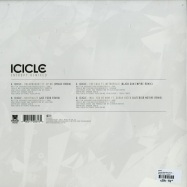 Back View : Icicle - ENTROPY REMIXED (2X12) - Shogun Audio / SHA094
