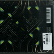 Back View : Och - TIME TOURISM (2XCD) - Systematic / SYST0021-2