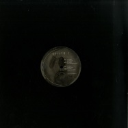 Back View : Blasted - AELIEN I (W/ UNHUMAN AND BLUSH RESPONSE RMX) - Aelien / AEV01