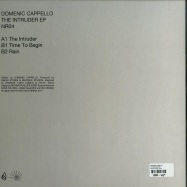 Back View : Domenic Cappello - THE INTRUDER EP - Nautilus Rising / NR04sub