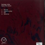Back View : Santiago Uribe - HACIA OTRO NORTE (VINYL ONLY) - Cartulis Music / CRTL008