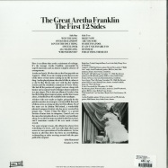 Back View : Aretha Franklin - THE FIRST 12 SIDES (LP) - Wax Love / WLV82003