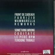 Back View : Front De Cadeaux - FABRIZIO MAMMARELLA REWORKS EP - Slow Motion / SLOMO041
