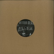 Back View : ASOK - BETTER DEAD THAN ALIEN - M>O>S / MOS 025