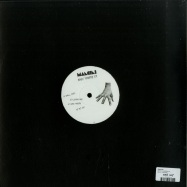 Back View : Mancini - MAGIC FINGERS EP - Mancini / MNCN006