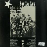 Back View : Robert Y Su Banda - SOY LA LEY (LP) - Vampisoul / VAMPI 190 / 00133783