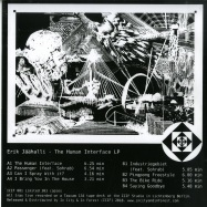 Back View : Erik Jaeaehalli - THE HUMAN INTERFACE LP - In City And In Forest / ICIF001