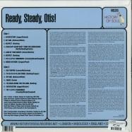 Back View : Otis Redding - READY, STEADY, OTIS! (OTIS REDDING LIVE!) (LP) - History Of Soul / HOSLP020 / 00135096