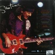 Back View : Santana - SUPERNATURAL (2LP + MP3) - Arista / 19075890001