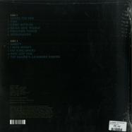 Back View : Ash Walker - AQUA MARINE (LTD TEAL LP) - Late Night Tales / ALNLP55