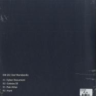 Back View : Stef Mendesidis - KLOCKWORKS 26 - Klockworks / KW26