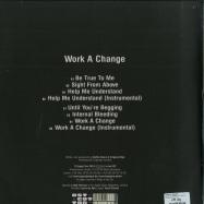 Back View : Steffi x Virginia - WORK A CHANGE (2X12INCH) - Ostgut Ton / O-Ton 122