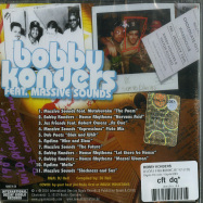 Back View : Bobby Konders feat. Massive Sounds - A LOST ERA IN NYC 87-92 (CD) - Gigolo Records / Gigolo1093