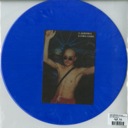 Back View : Deep Dimension & DYEN - GENX005LTD2 (BLUE MARBLED 10 INCH) - Gen X / GENX005LTD2