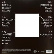 Back View : Various Artists - FAMILIAR FACES NR3 - Riotvan / RVN020