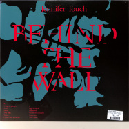 Back View : Jennifer Touch - BEHIND THE WALL (LTD RED LP + MP3) - Fatcat Records / FATLP158 / 39148051