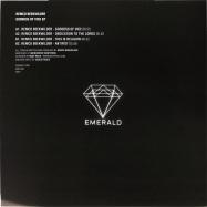 Back View : Remco Beekwilder - GODDESS OF VICE EP - Emerald / EMERALD009