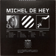 Back View : Michel de Hey - LET IT GO BOX (4X12 INCH) - In The Future / ITF06