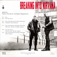 Back View : Paolo Ferrara, Lorenzo Raganzini - BREAKING INTO NIRVANA (2X12 / BLACK VINYL) - HEX Recordings / HEXRecordings005