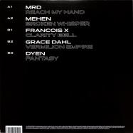 Back View : Various Artists - EXHALE VA001 (PART 3) - EXHALE / EXH001C