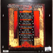 Back View : Tricky with DJ Muggs and Grease - JUXTAPOSE (180G LP) - Music On Vinyl / MOVLP2783