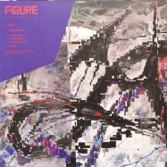 Back View : Wata Igarashi - NEW DAWN EP 12 VINYL WITH FULL COVER PRINT - Figure / FIGURE X24