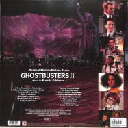 Back View : Randy Edelman - GHOSTBUSTERS II/OST SCORE (LP) - Sony Classical / 19439837011