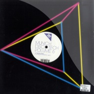 Back View : V/A (Umek & Jay Lumen, Per Hammar, Vincent Thomas) - MUNICH DISCO TECH VOL. 6 - Great Stuff / GSR0976