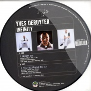 Back View : Yves Deruyter - INFINITY (PICTURE DISC) - Bonzai Music / BONMU002P-12