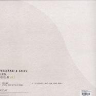 Back View : Passarani & Sacco - Flora / RICARDO VILLALOBOS RMX - Desolat / Desolat013