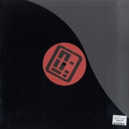 Back View : Little Nobody - THE CONDIMENTAL OP (IF? LTD nr2) - If? Records Tokyo / IFLTD002